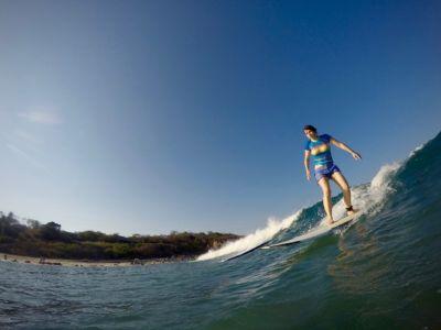 Mama surf
