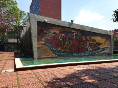 Další z muralů