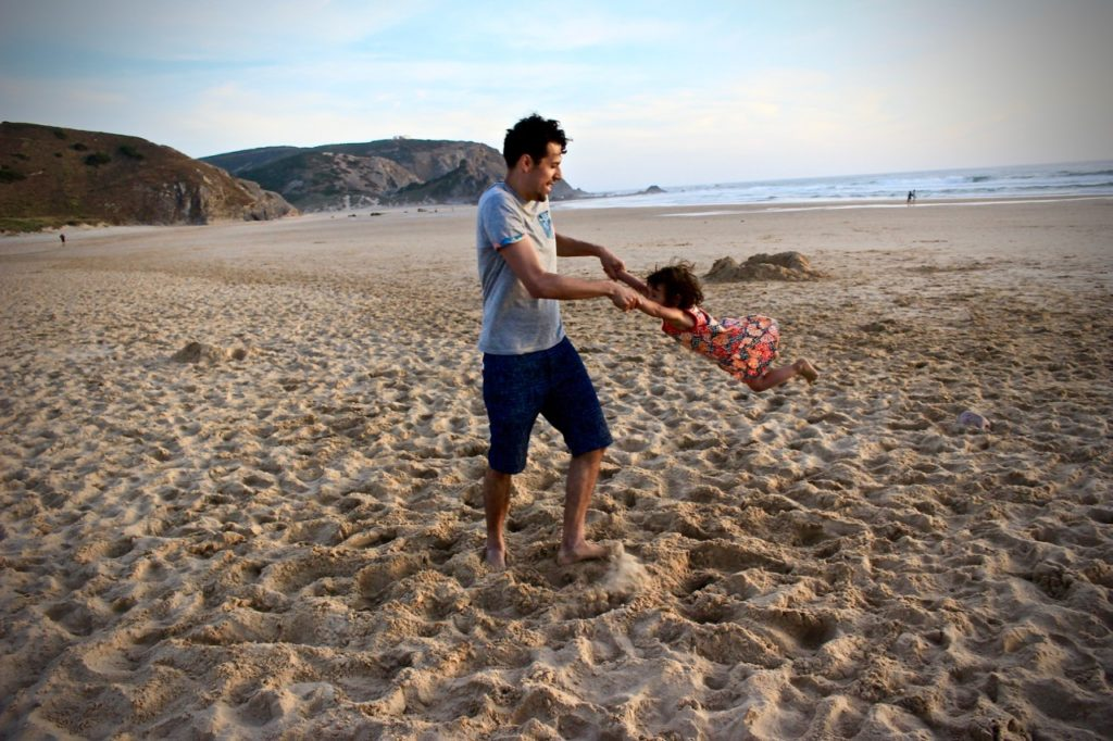 Na pláži je místo pro všechny