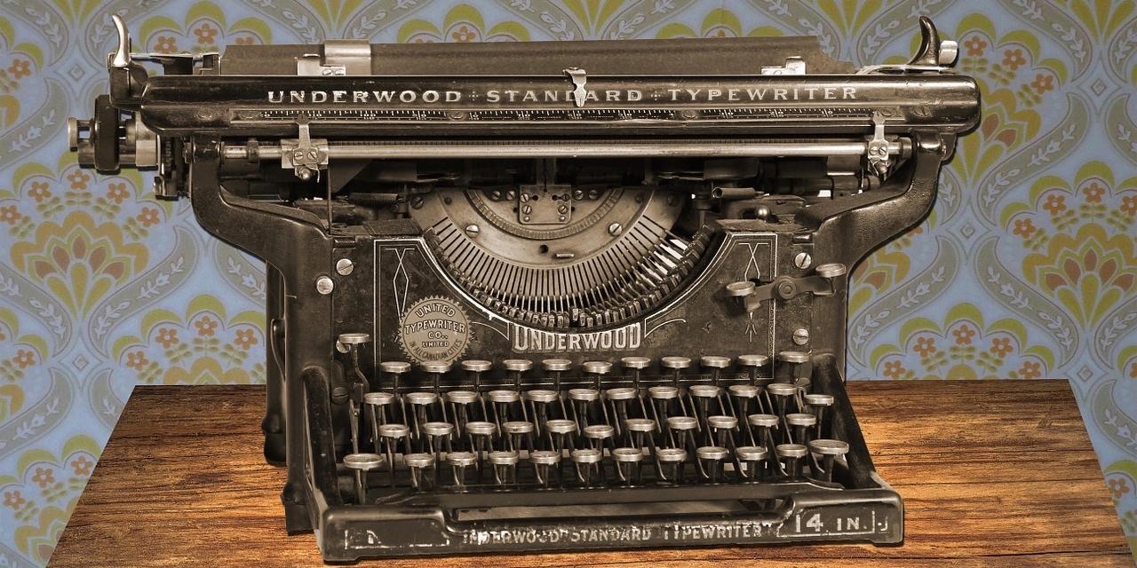 psaní všemi deseti prsty