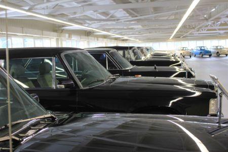 Sbírka aut exprezidenta Janukovyče