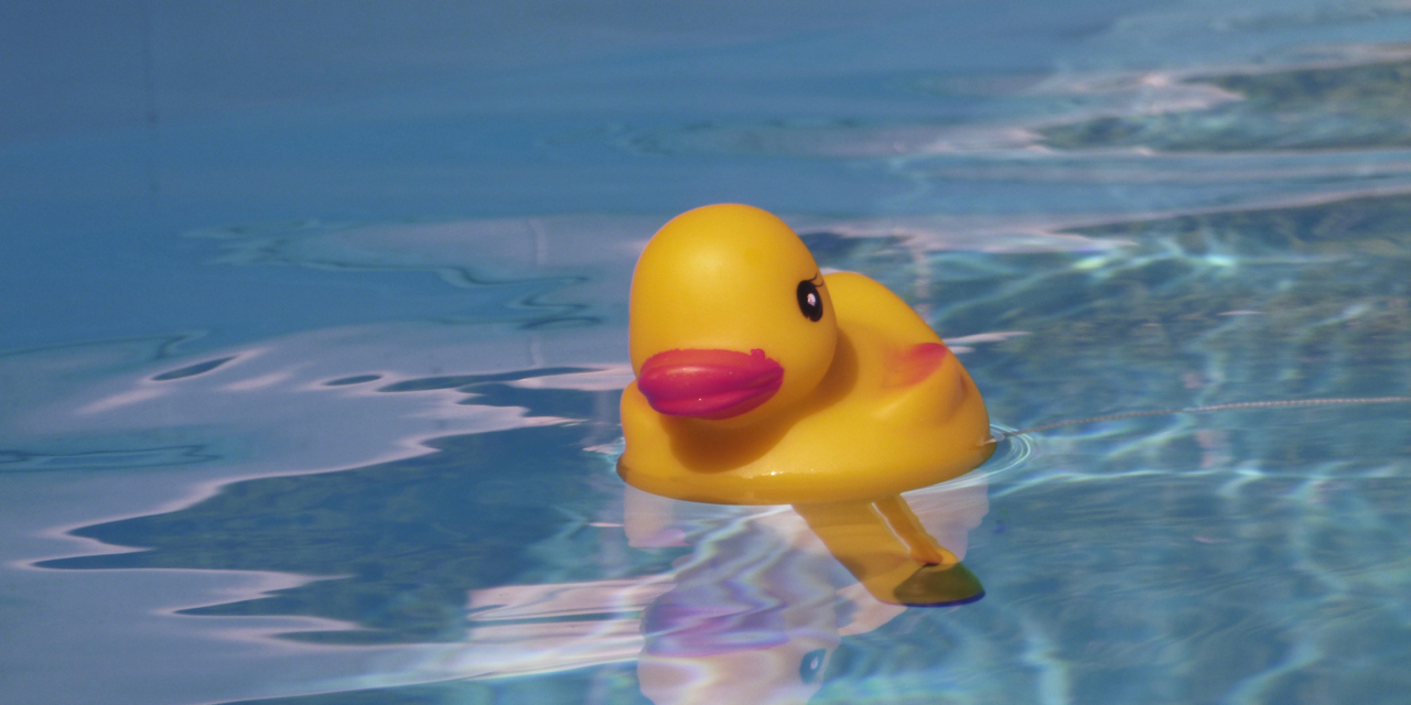 Plavání pro miminka